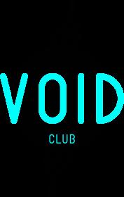 Void Hoodie #2 Neon Logo