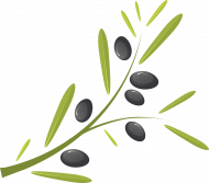 Torba z gałązką oliwną