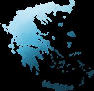 Koszulka męska z mapą Grecji