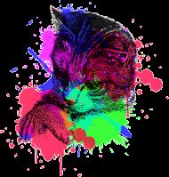 Koszulka damska - Kot