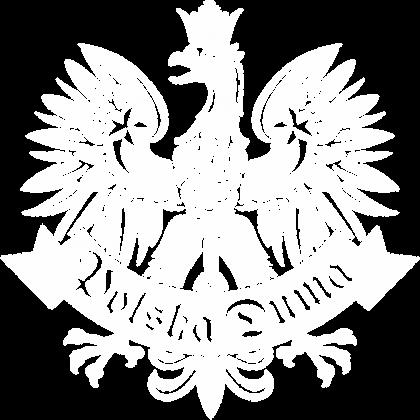 T-shirt Dziewczęcy Polska Duma Orzeł Biały