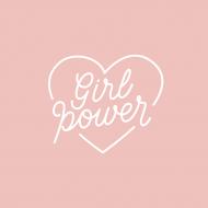GIRL POWER - koszulka dziecięca