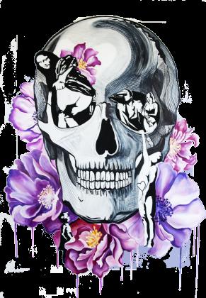 Plakat | Skull