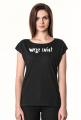 Koszulka damska Wege świat