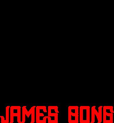 JAMES BONG T-SHIRT KUSHLANDIA
