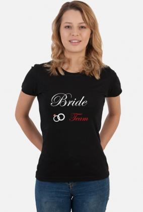 Panieński Bride Team czarna