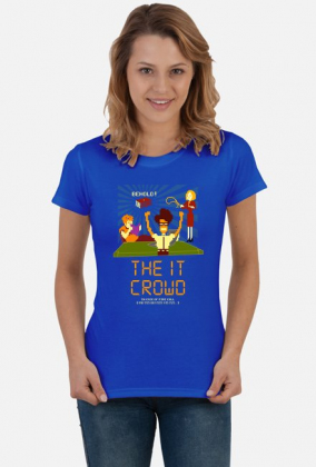 The IT Crowd - Moss - Roy - Jen - humor - geek - weird - film - TV - serial