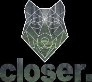 Bluza damska Geometric Wolf