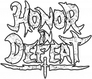 Honor in Defeat Logo Front