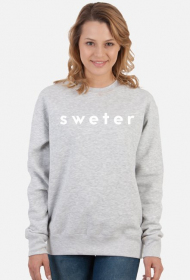 sweter original for women #1 gray/white