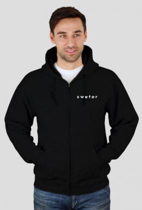 sweter original for men #3 black/white