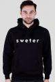 sweter original for men #2 black/white