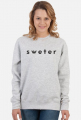 sweter original for women #1 gray/black