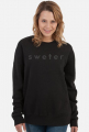 sweter original for woman #1 black/gray