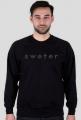 sweter original for men #1 black/gray