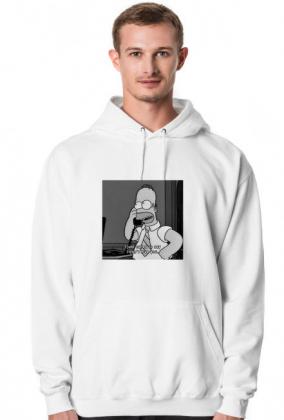 simpson hoodie