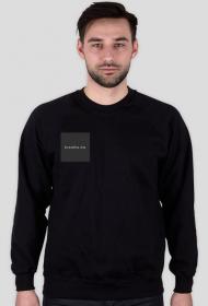 breathe me sweatshirt grey logo II