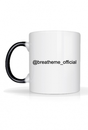 breathe me magic mug I