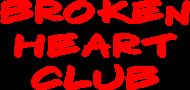 BROKEN HEART CLUB HOODIE
