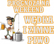 Prognoza na Weekend Wędka i Zimne Piwo