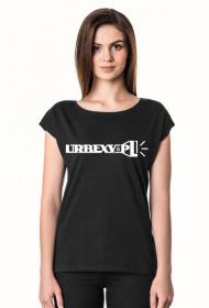 koszulka Urbexy.pl Urbex damska