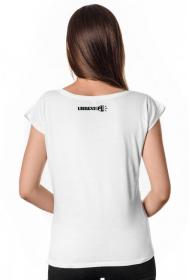 koszulka Urbex Eksploratorka white