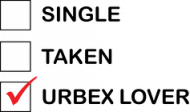 kubek Urbex Lover