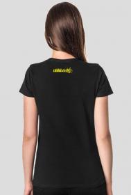 koszulka Urbex Thrasher damska