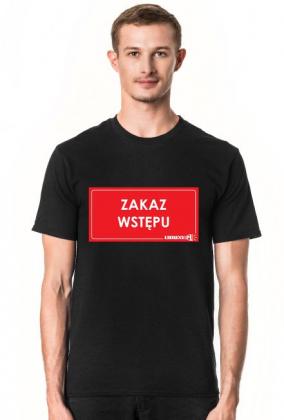 koszulka Zakaz Wstępu Urbex