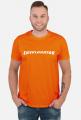 koszulka Eksplorator Urbex orange