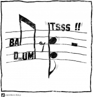 BaDrumTss_czarna grafika