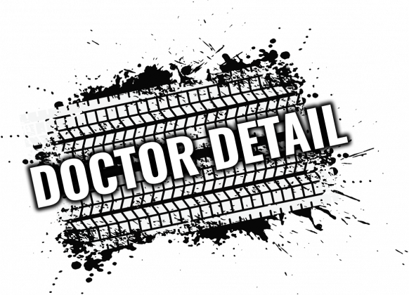 Koszulka Doctor Detail ślad opon