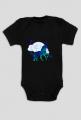 Body niemowlęce jednorożec