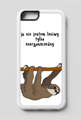 etui leniwiec