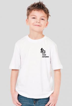 Dziecięcy T-Shirt Bike team Dopiewo