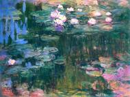 Maseczka Claude Monet