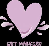 Koszulka Get Married