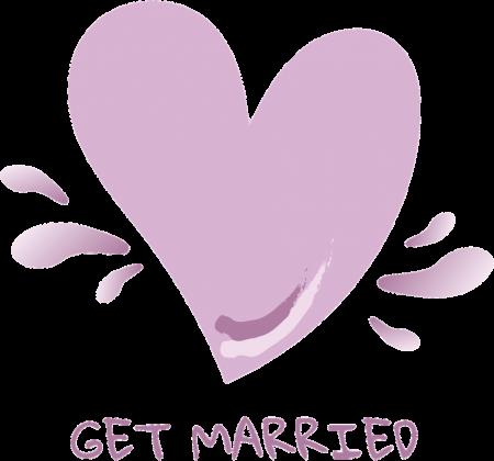 Koszulka Get_Married
