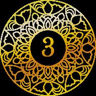 Kubek – wibracja 3 – numerologia