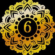 Kubek – wibracja 6 – numerologia