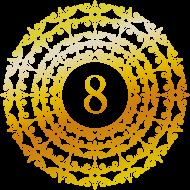 Kubek – wibracja 8 – numerologia