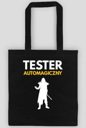 Tester automagiczny - czarna torba