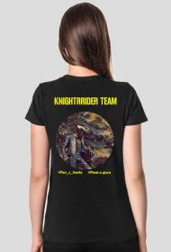 Bluzka KnightTeam Pani z gixa i Pan z hondy