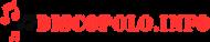 Damska koszulka na ramiączkach z nadrukiem NewsDiscoPolo