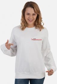 Damska bluza z nadrukiem NewsDiscoPolo