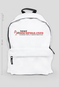 Duży plecak z nadrukiem NewsDiscoPolo