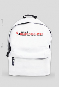 Mały plecak z nadrukiem NewsDiscoPolo
