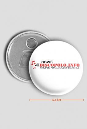 Kapselki z nadrukiem NewsDiscoPolo