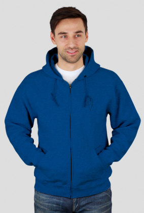 Bluza męska z suwakiem ICE CREAM COLLECTION
