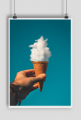 Plakat ICE CREAM COLLECTION